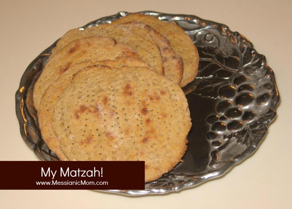 Matzah Recipe Messianic Mom